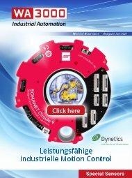 WA3000 Industrial Automation Juni 2021 - deutschsprachige Ausgabe