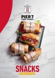 Pier7 Flyer Snacks A4