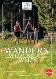 Wandern im Hausruckwald
