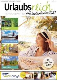 Urlaubsreich Heimaturlauber Sommer 2021