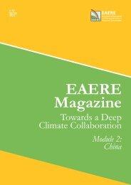 EAERE Magazine - N.12 Spring 2021