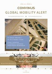 CONVINUS Global Mobility Alert Week 24