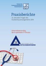 VKD-Praxisberichte 2014