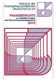 VKD-Praxisberichte 2012
