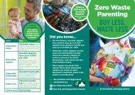Zero Waste Parenting Guide
