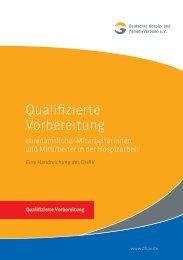 Qualifizierte Vorbereitung ehrenamtlicher Mitarbeiterinnen und Mitarbeiter in der Hospizarbeit