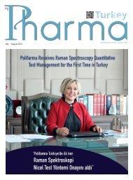 Pharma Turkey July - August 2021