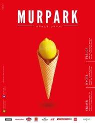 MURPARK-Magazin 03/2021 Sommer