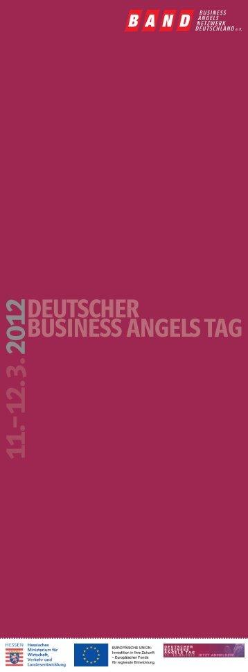 DEUTSCHER BUSINESS ANGELS TAG O