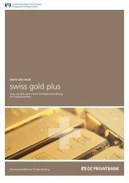 swiss gold plus