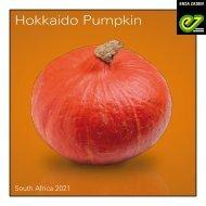 Brochure Hokkaido Pumpkin