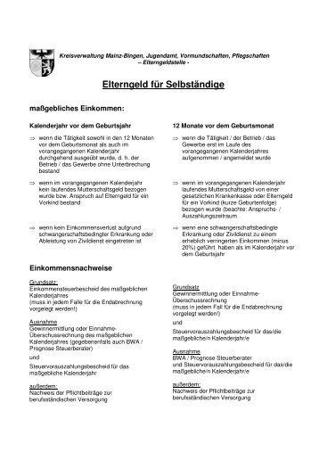 Elterngeld Paderborn