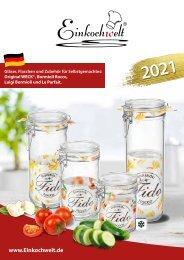Einkochwelt-Katalog 2021