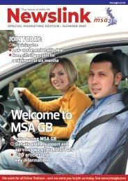 MSA Newslink Marketing Special