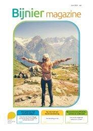 Bijnier 5811 magazine 64 juni 2021 A4 JAN web