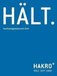 HAKRO_Nachhaltigkeitsbericht_2019