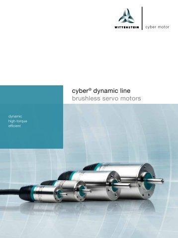 Wittenstein Cyber Dynamic Line