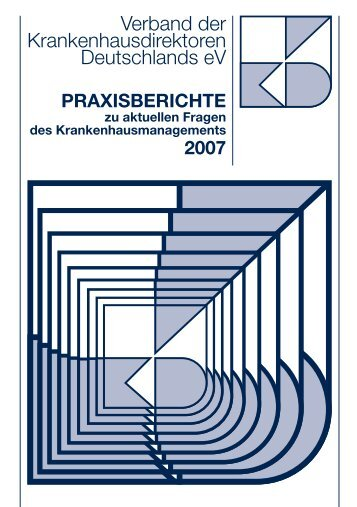 VKD-Praxisberichte 2007