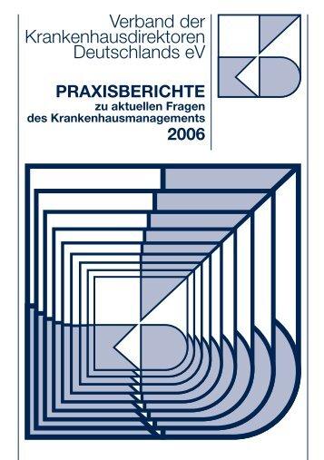 VKD-Praxisberichte 2006