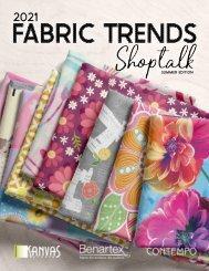 2021 Fabric Trends Shoptalk - Summer Edition