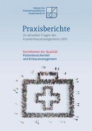 VKD-Praxisberichte 2015