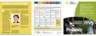 Erasmus Centrum voor Zorgbestuur - Podium juni 2017