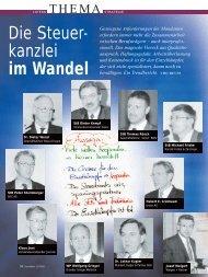 Die Steuer- kanzlei im Wandel - mittelstandsnetz.com