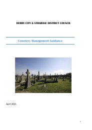 Cemetery Management Guidance