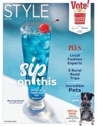 Style Magazine July 2021