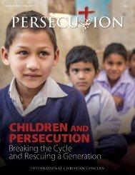 July 2021 Persecution Magazine