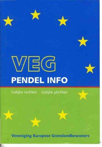 Vereniging Europese Grenslandbewoners - Wat is de VEG?