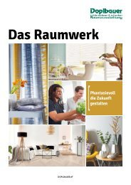 Wohnbuch Das Raumwerk 2021 Doplbauer