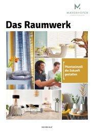 Wohnbuch Das Raumwerk 2021 Mayerhofer