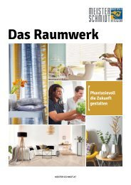 Wohnbuch Das Raumwerk 2021 Meister-Schmidt