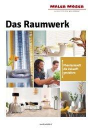 Wohnbuch Das Raumwerk 2021 Moser