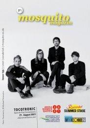 mosquito Magazin Osnabrück| Juli 2021