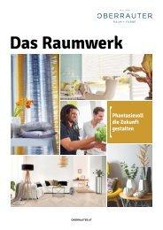 Wohnbuch Das Raumwerk 2021 Oberrauter