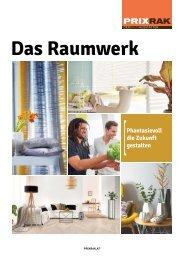 Wohnbuch Das Raumwerk 2021 Prix&Rak