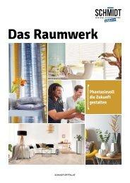 Wohnbuch Das Raumwerk 2021 Schmidt-Spittal