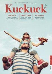 Kuckuck Juli/August 2021