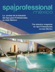 Spa Professional México, Mayo-Junio 2011