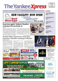 The Yankee Xpress June 25 Issue