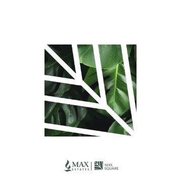 Max Square Brochure White Cover