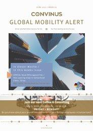 CONVINUS Global Mobility Alert Week 25