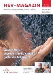 HEV-Magazin Juni 2021   WEST