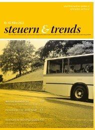Steuern & Trends März 2011 - Gruber & Partner ...