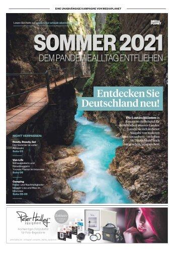 SOMMER 2021- DEM PANDEMIE ALLTAG ENTFLIEHEN