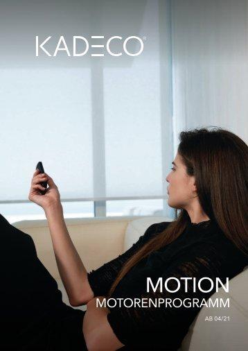 KADECO Motorisierung MOTION