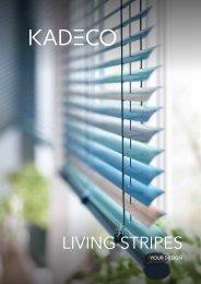 KADECO Jalousien Living Stripes