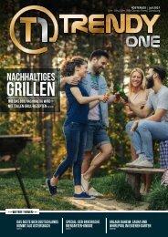 TRENDYone | Das Magazin – Ulm – Juli 2021